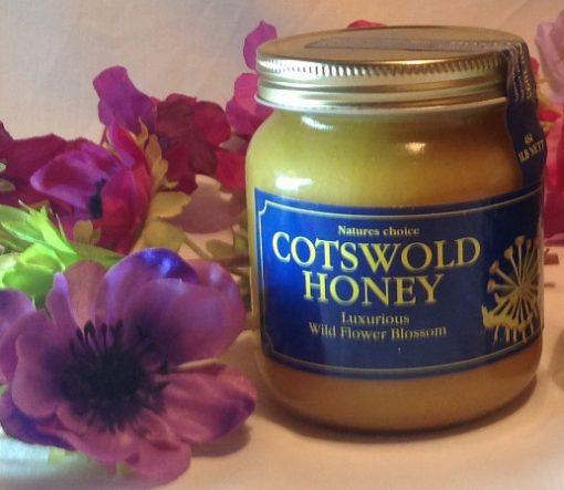 Wildflower Blossom Honey