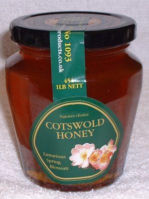 Clear Spring Blossom Honey