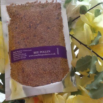 Bee Pollen Packet