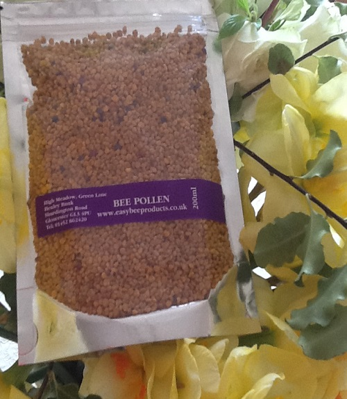 Bee Pollen Packet