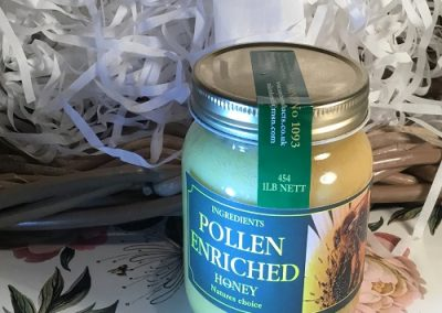 Pollen Enriched Honey